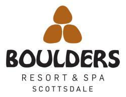 Spa at the Boulders Resort